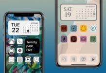 iOS s vlastným dizajnom aplikácií