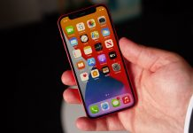 iPhone 12 mini a zlé reakcie displeja