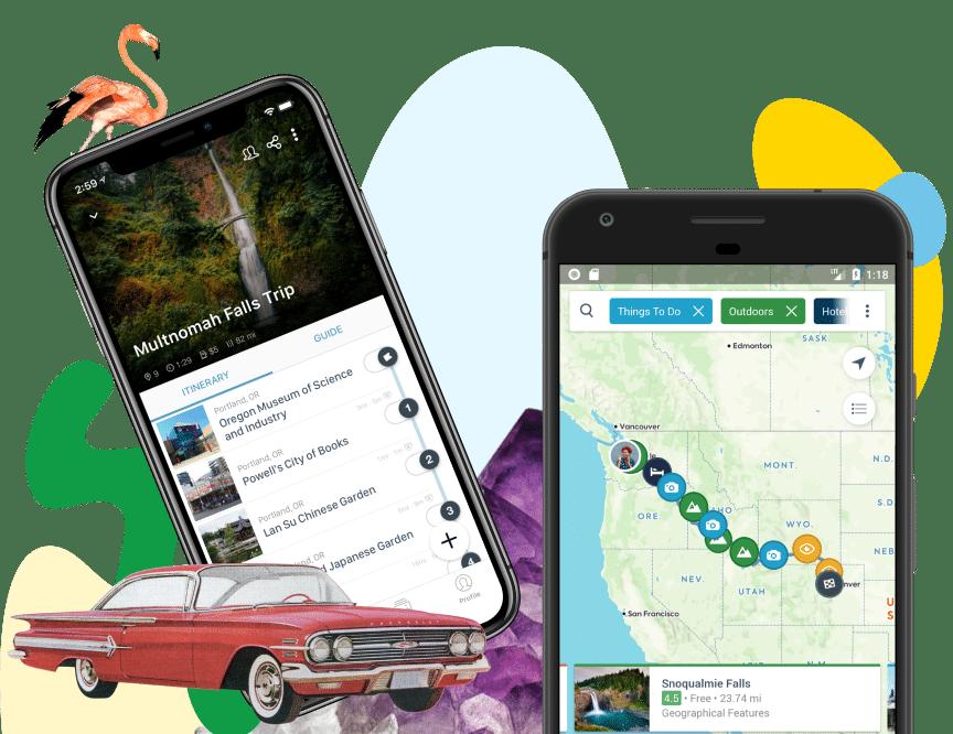 Najlepšie aplikácie na cestovanie