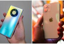 Kúpte si Huawei Mate 40 Pro a získajte iPhone 12