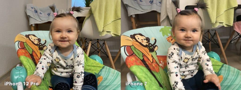 Porovnanie fotoaparátov iPhone 12 Pro vs iPhone 7. Je konečne čas na výmenu?