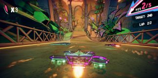 "Apple Arcade a nová hra ""Warp Drive"""