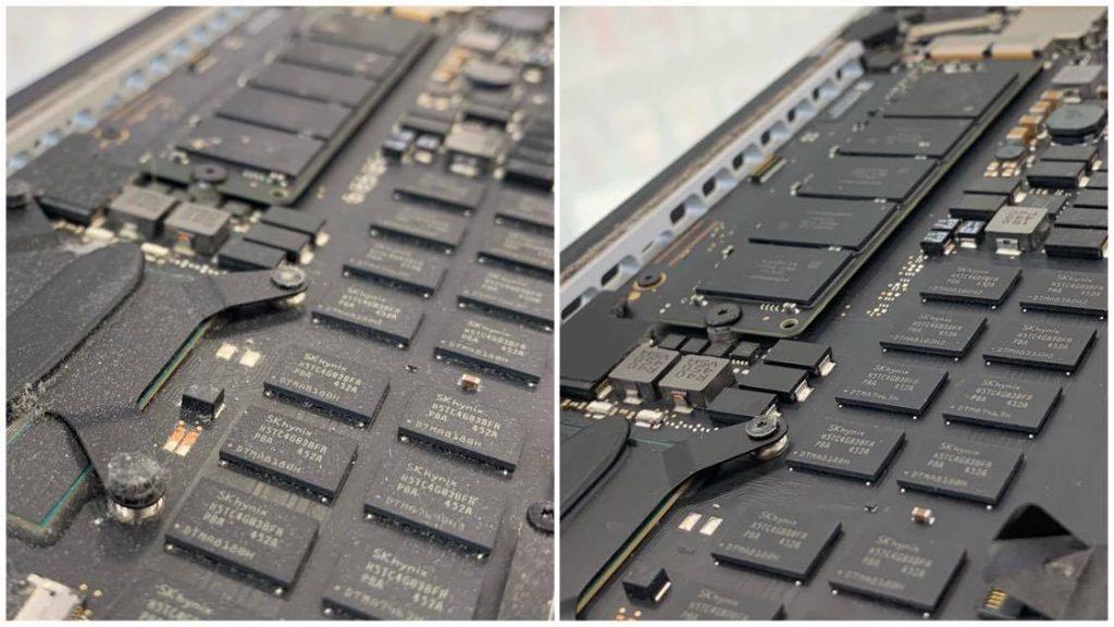 "Kompletný servis MacBooku Pro 13"" s Retina displejom"
