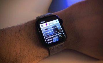 Návod: Ako na Apple Watch otvárať internetové stránky?