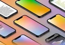 Vianočné pozadia do vášho iPhone