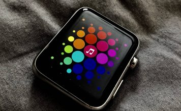 Prototyp Apple Watch