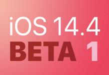 iOS 14.4 a iPadOS 14.4
