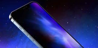 Vesmírne pozadie pre váš iPhone