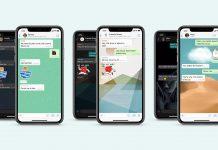WhatsApp a zmena pozadia