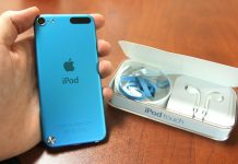 Repasovaný iPod Touch 5. generácie