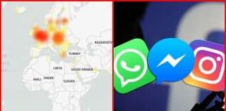 Výpadok aplikácii Facebooku v celej Európe