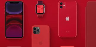 Apple (RED) a koronavírus