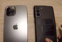 Samusng Galaxy S21 Plus vs iPhone 12 Pro - spracovanie a dizajn