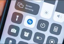 Funkcia rozpoznávania hudby v iOS/iPadOS