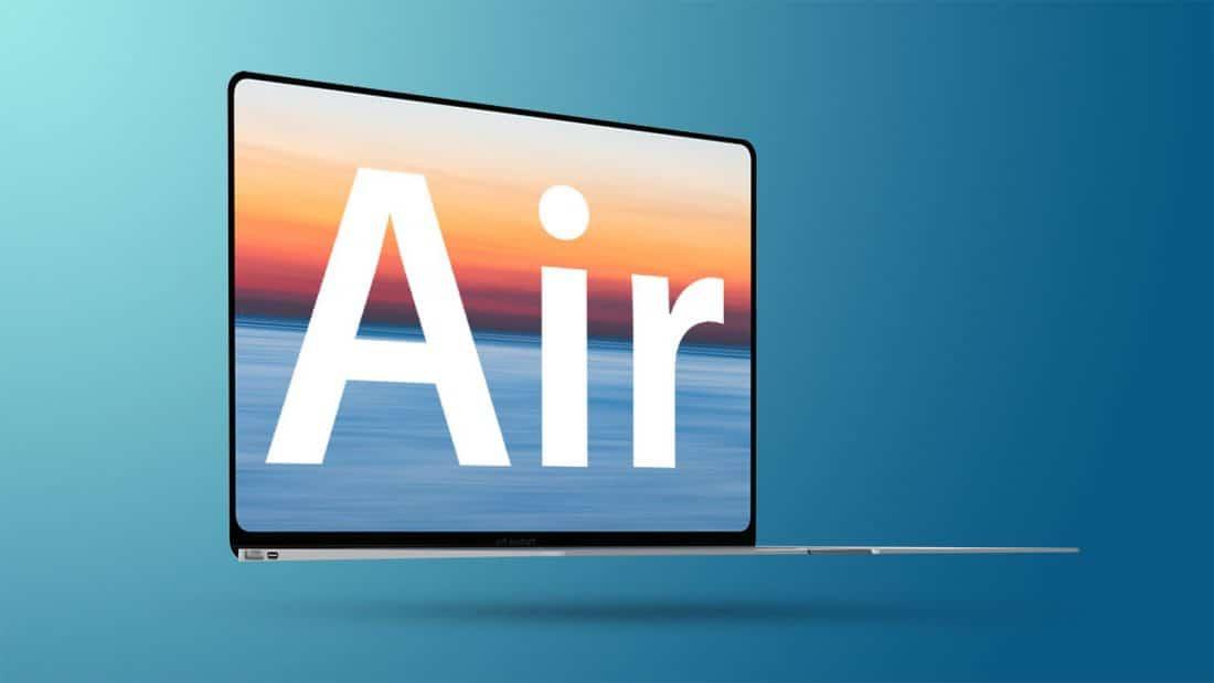 Apple vydá nový MacBook Air v roku 2022. Bude tenší, ľahší a výkonnejší