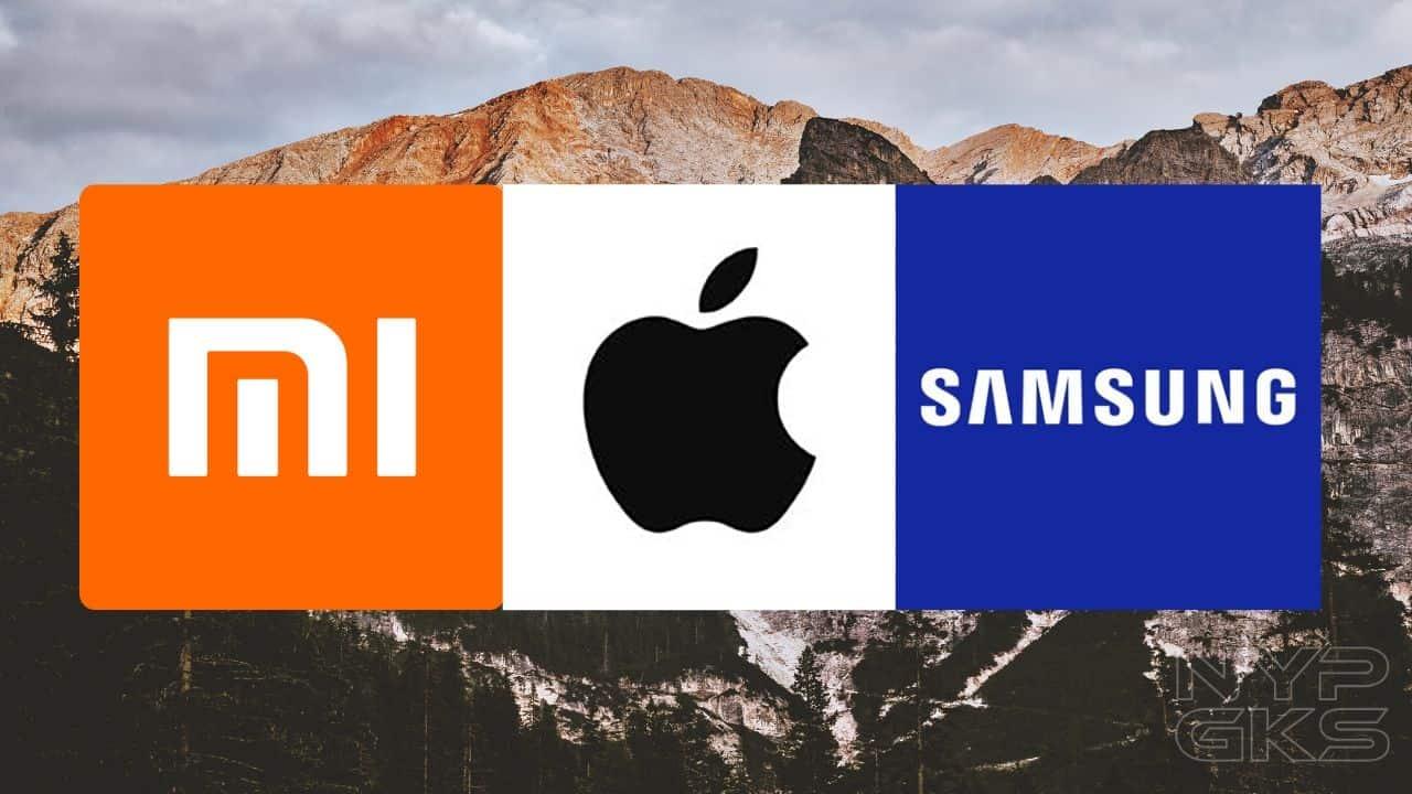 Apple predbehlo Samsung a Xiaomi. Predalo 81,8 milióna iPhonov