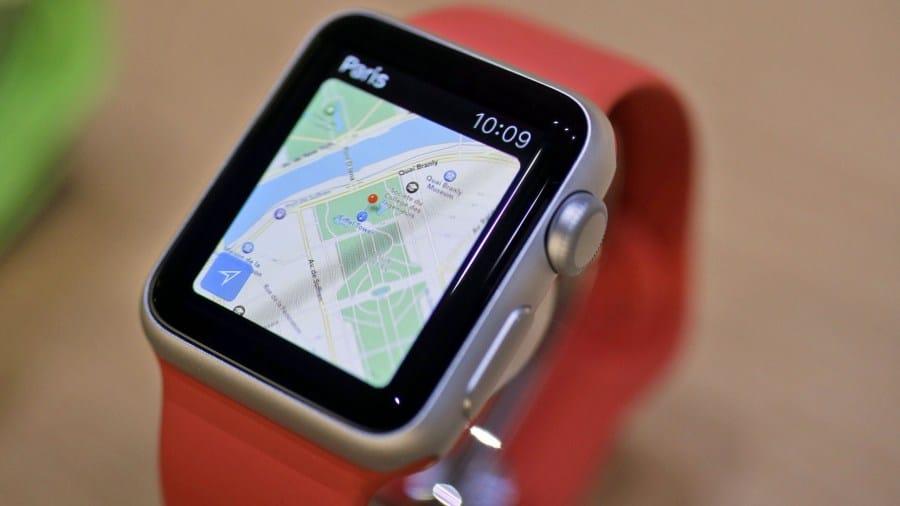 Apple Maps na Apple Watch. Toto je 5 trikov, ktoré musíte poznať