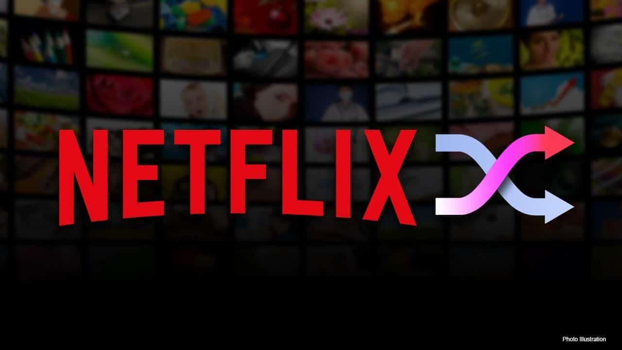 "Netflix pripravuje ""Shuffle Play"""
