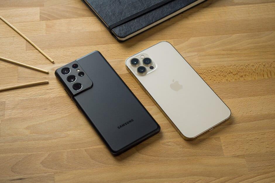 iPhone 12 Pro Mac vs Samsung Galaxy S21 Ultra. Ktorý fotí lepšie?