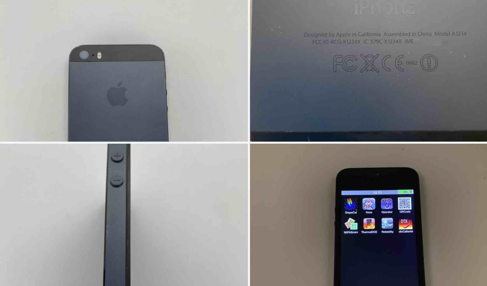 Pozrite si prototyp iPhonu 5S v nikdy neponúkanej farbe