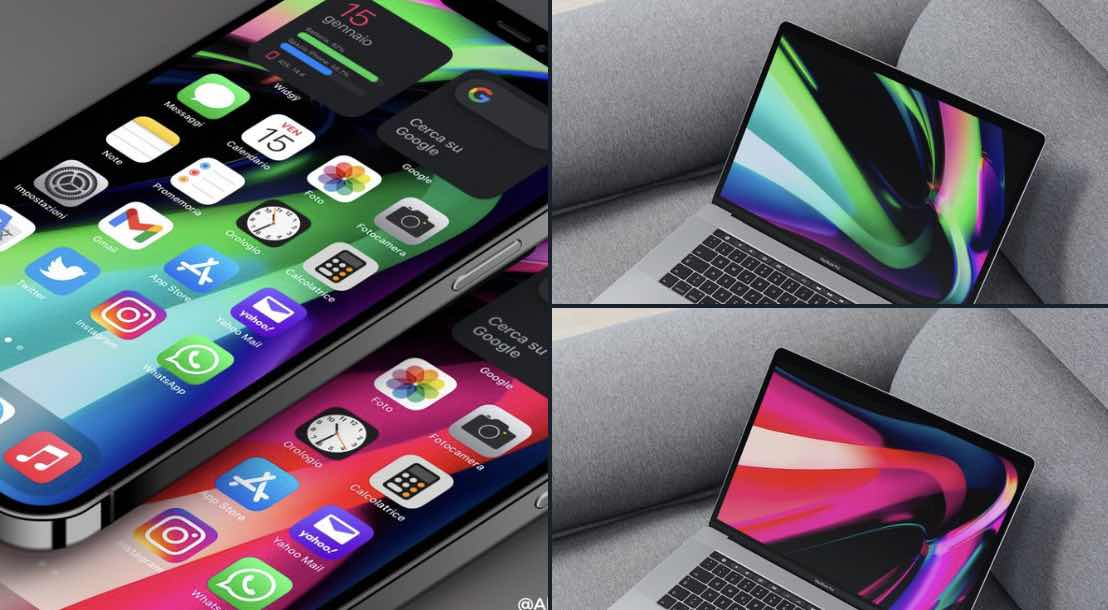 Stiahnite si nové nádherné pozadie na váš iPhone, iPad a Mac