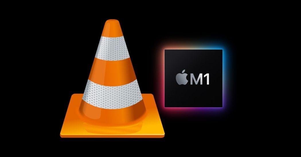 VLC dostalo plnú podporu pre procesor M1 (Apple Sillicon)