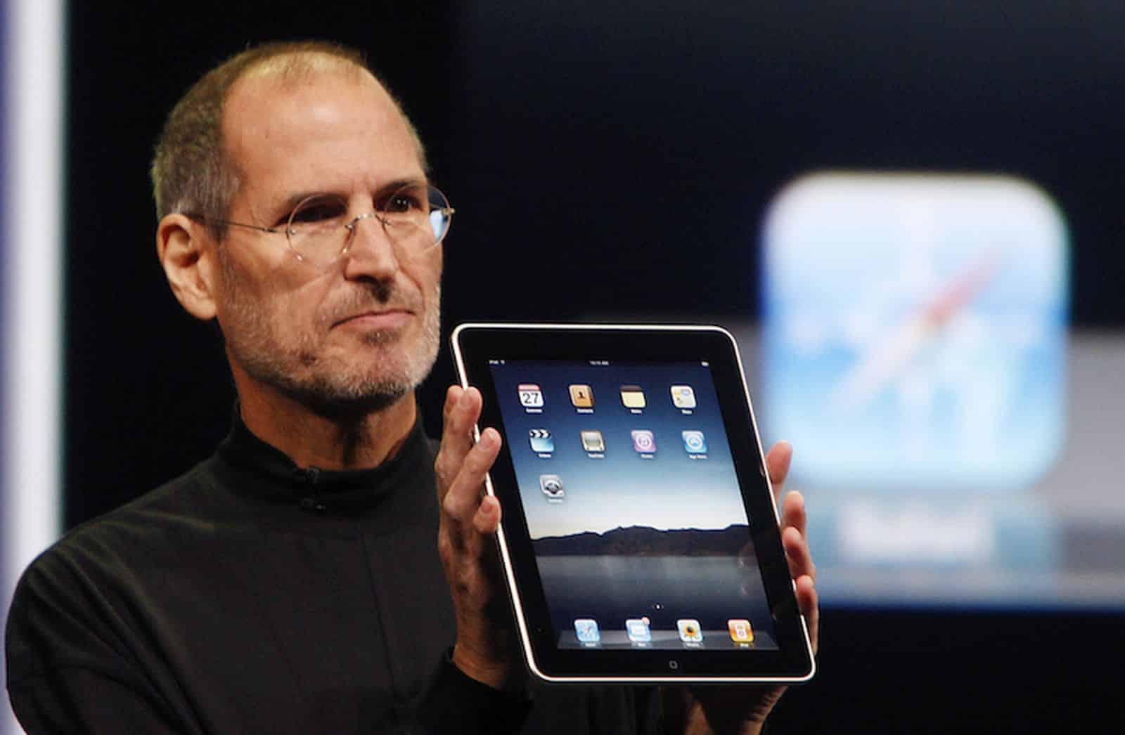 Pred 11. rokmi nám Steve Jobs ukázal prvý iPad