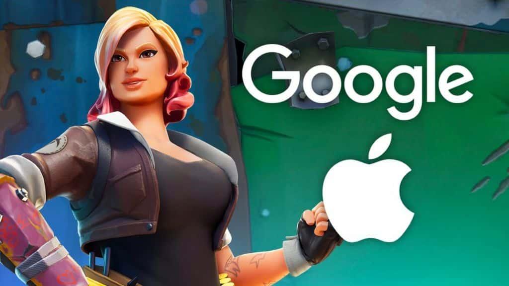 Epic Games rozširuje boj proti Apple a Google