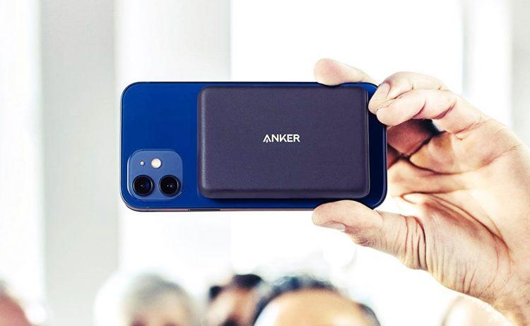 Anker predbehol Apple