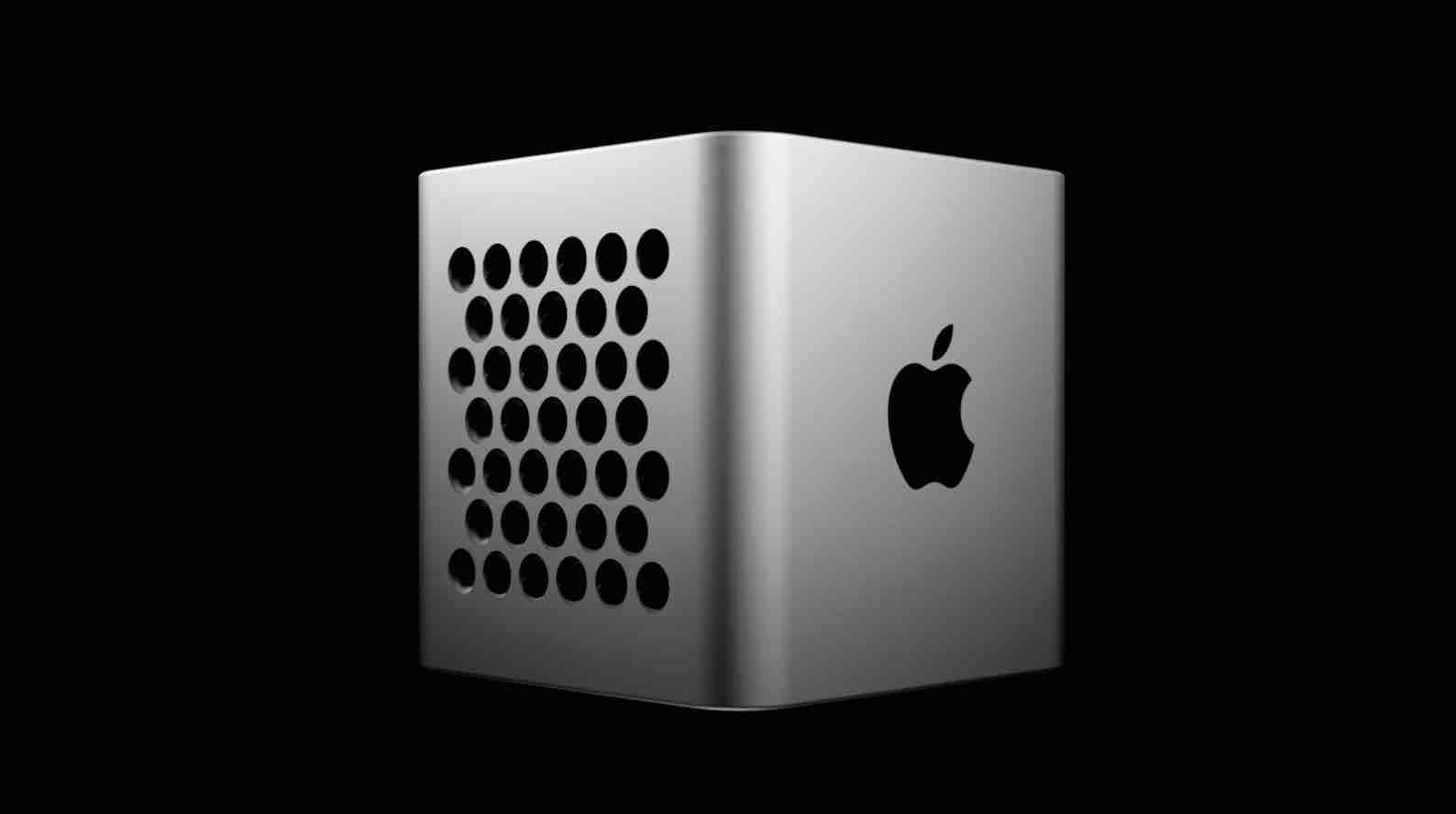 Mac Pro postavený na ARM platforme