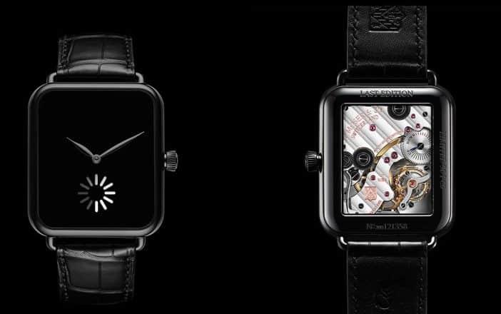 Švajčiarske Apple Watch za 25 000€? Žiaden problém