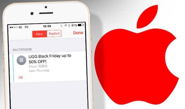Zbavte sa vírusov v aplikácií Kalendár na iOS a iPadOS
