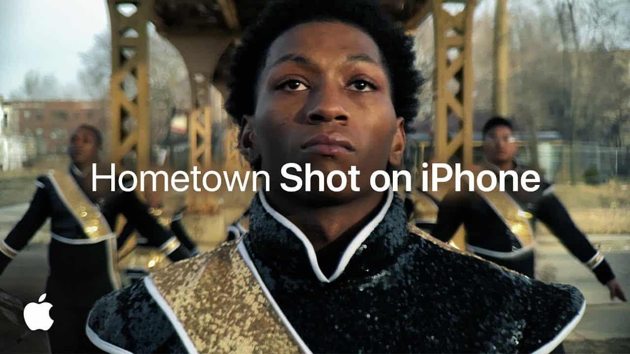 Apple natočilo video na iPhone, ktoré zdieľa príbehy černošských fotografov