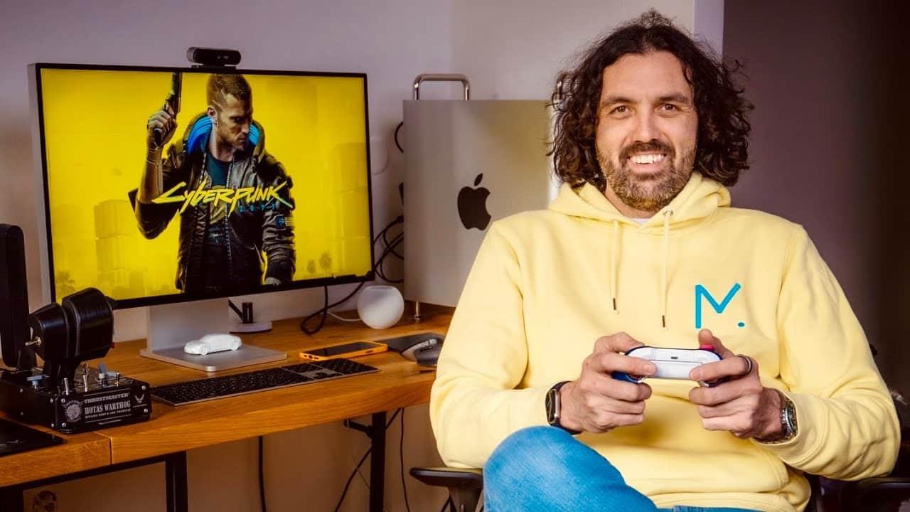 Dajú sa hrať na Macu hry? Petr Mára vám odpovie