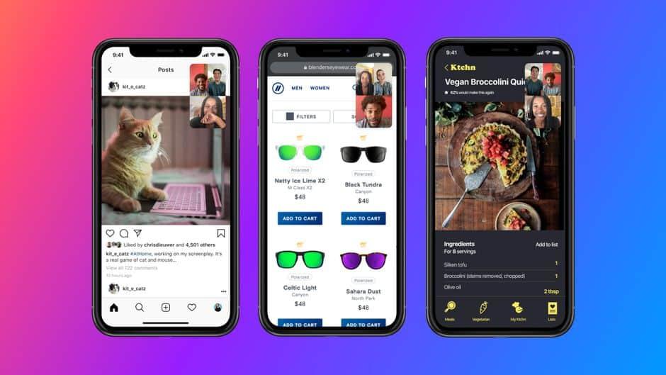 iOS 15 má umožniť zdieľanie domovskej obrazovky cez FaceTime