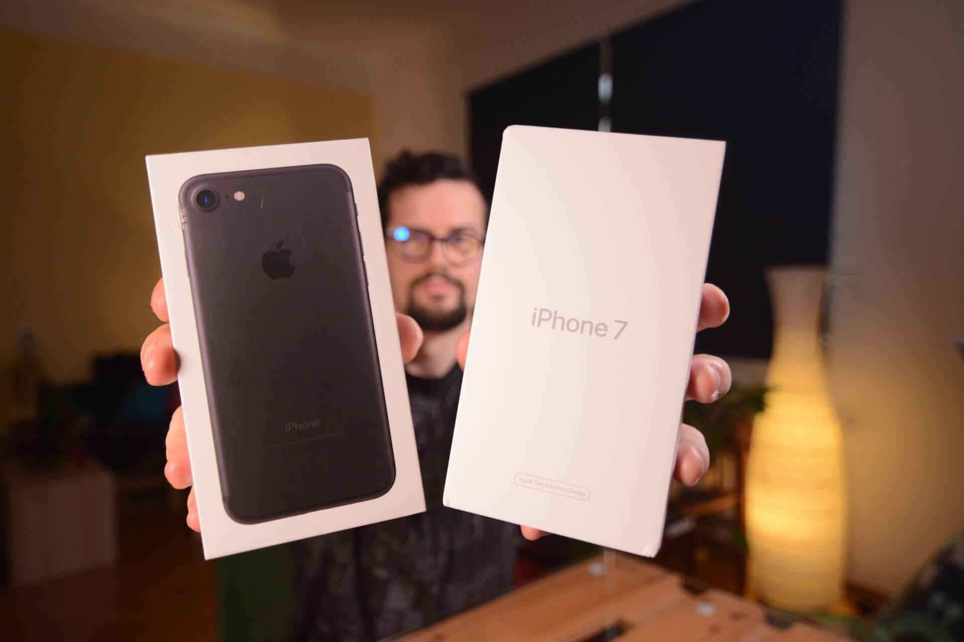 Refubished od Apple alebo originál? Porovnali sme to v novom videu s iPhonom 7
