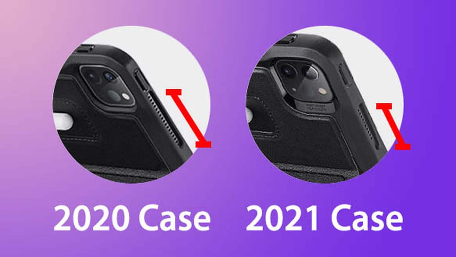 Výrobca puzdier omylom prezradil, ako bude vyzerať iPad Pro 2021