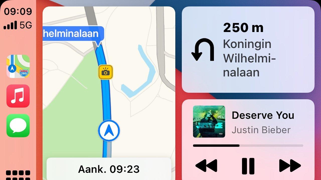 Apple Maps vás v Rakúsku a ďalších krajinách upozornia na rýchlostné radary