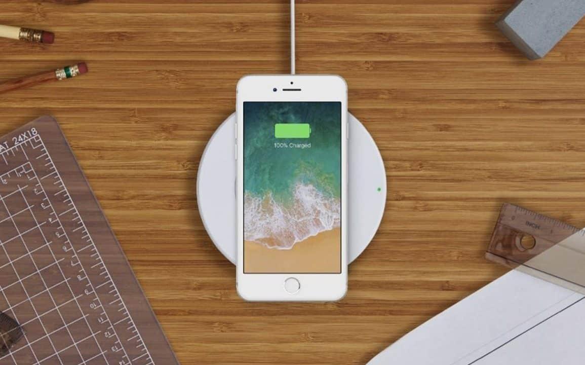 Ktoré iPhony podporujú Qi nabíjanie?