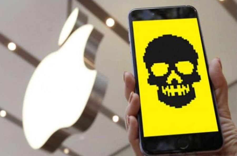 Hackerom sa podarilo infikovať iOS