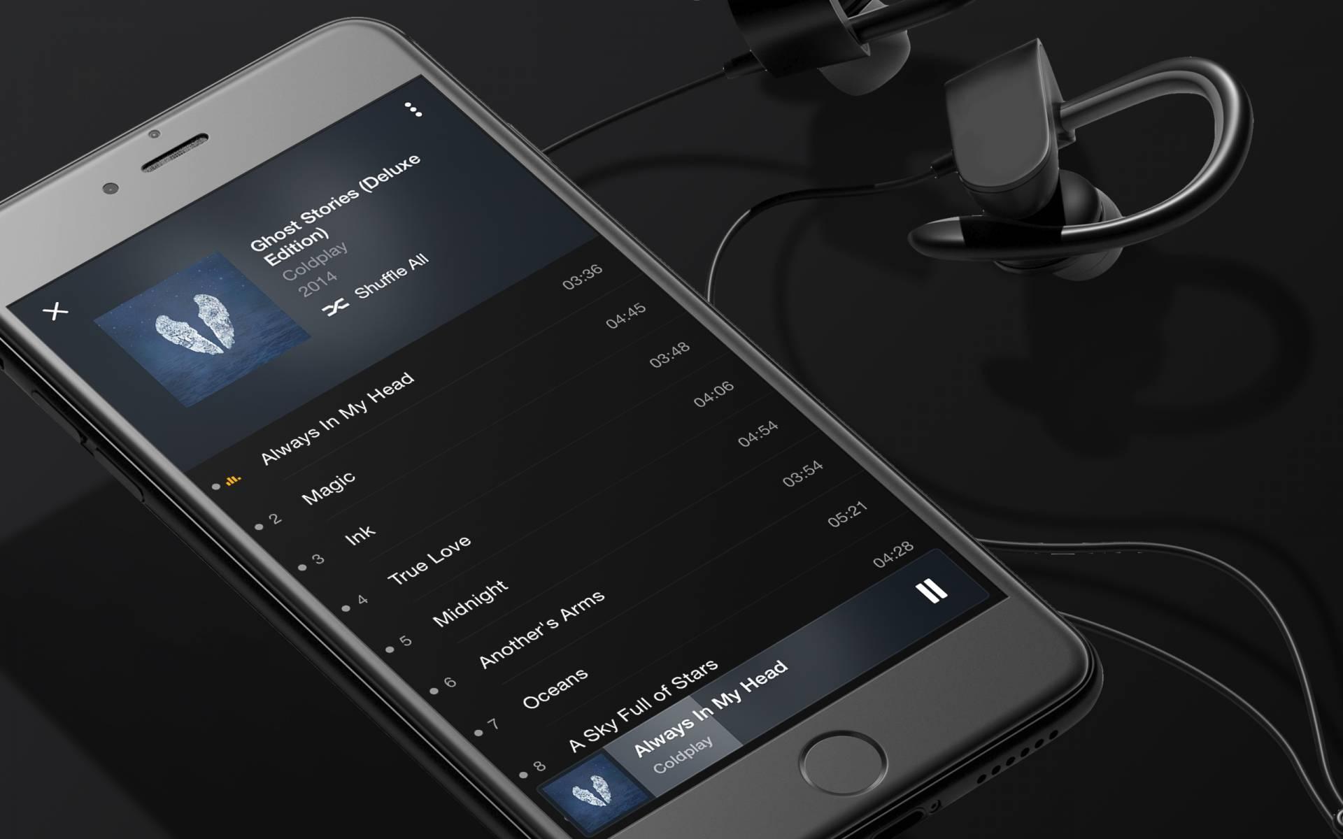 iOS začalo podporovať FLAC až v roku 2017, príchodom iOS 11.