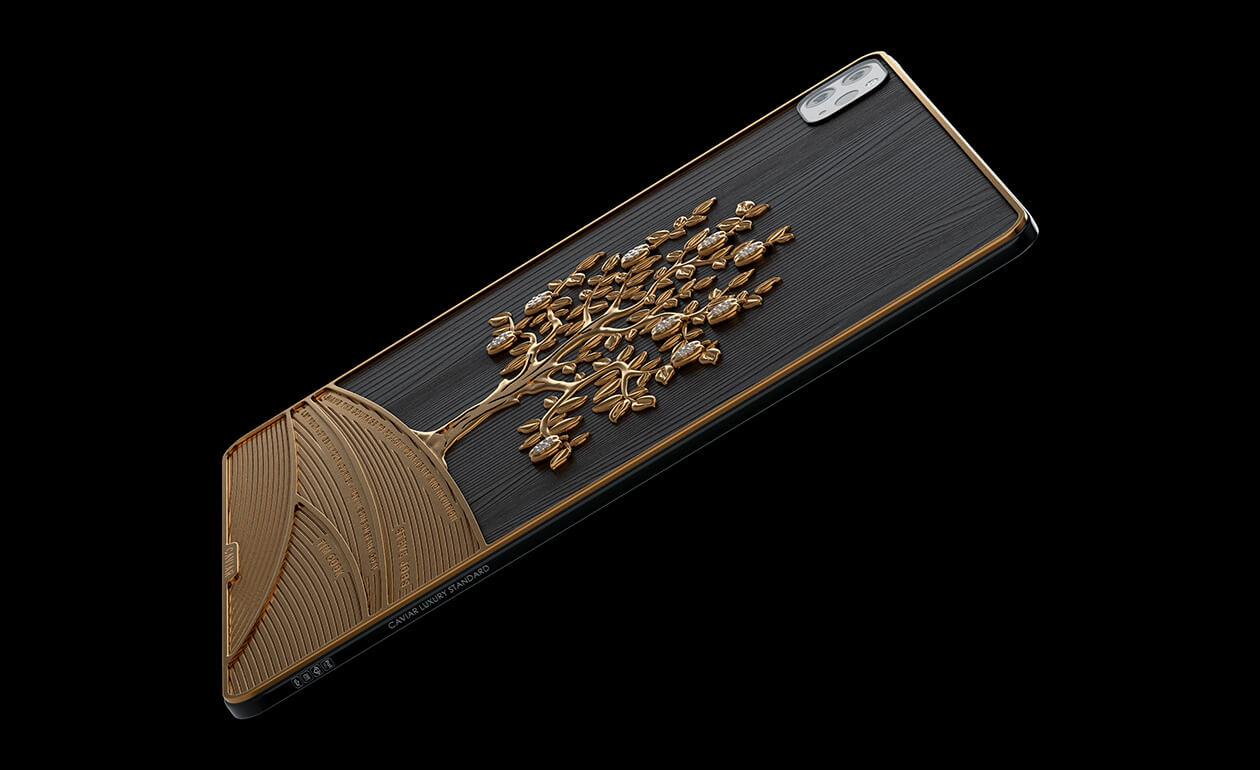 Caviar obohatil iPad Pro o 1KG zlata