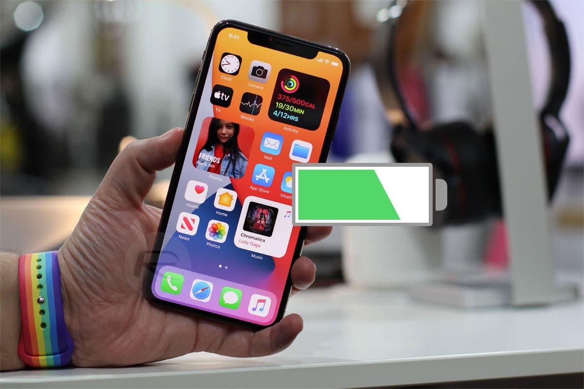 iOS 14.4.1 znižuje výdrž batérie skoro pri každom testovanom iPhone!