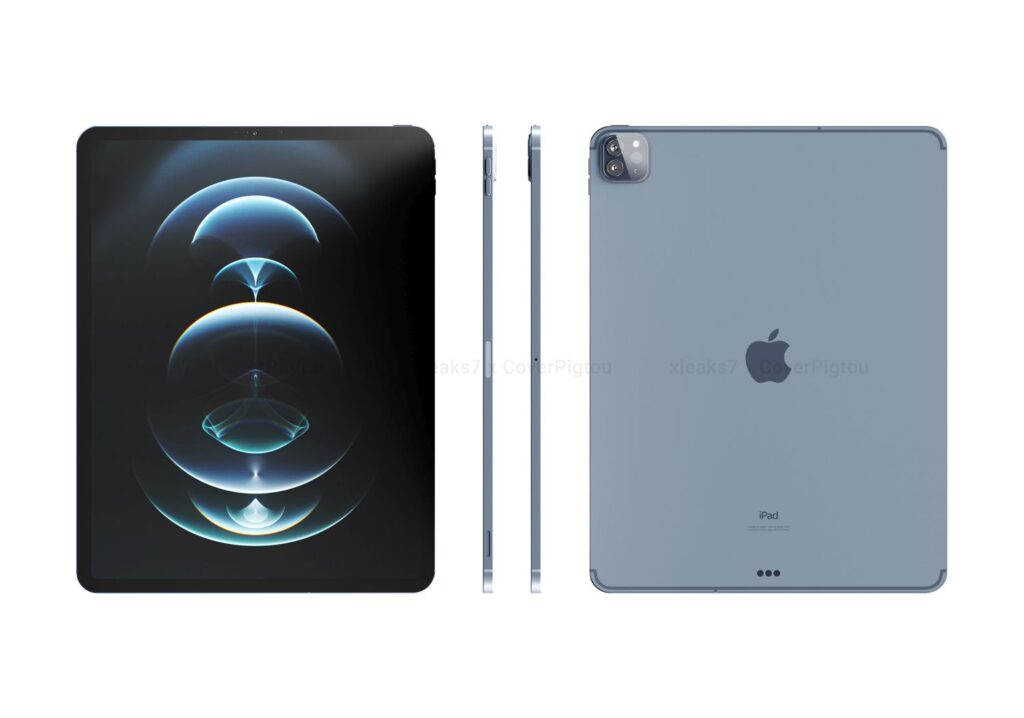 Nový iPad Pro s mini-LED displejom