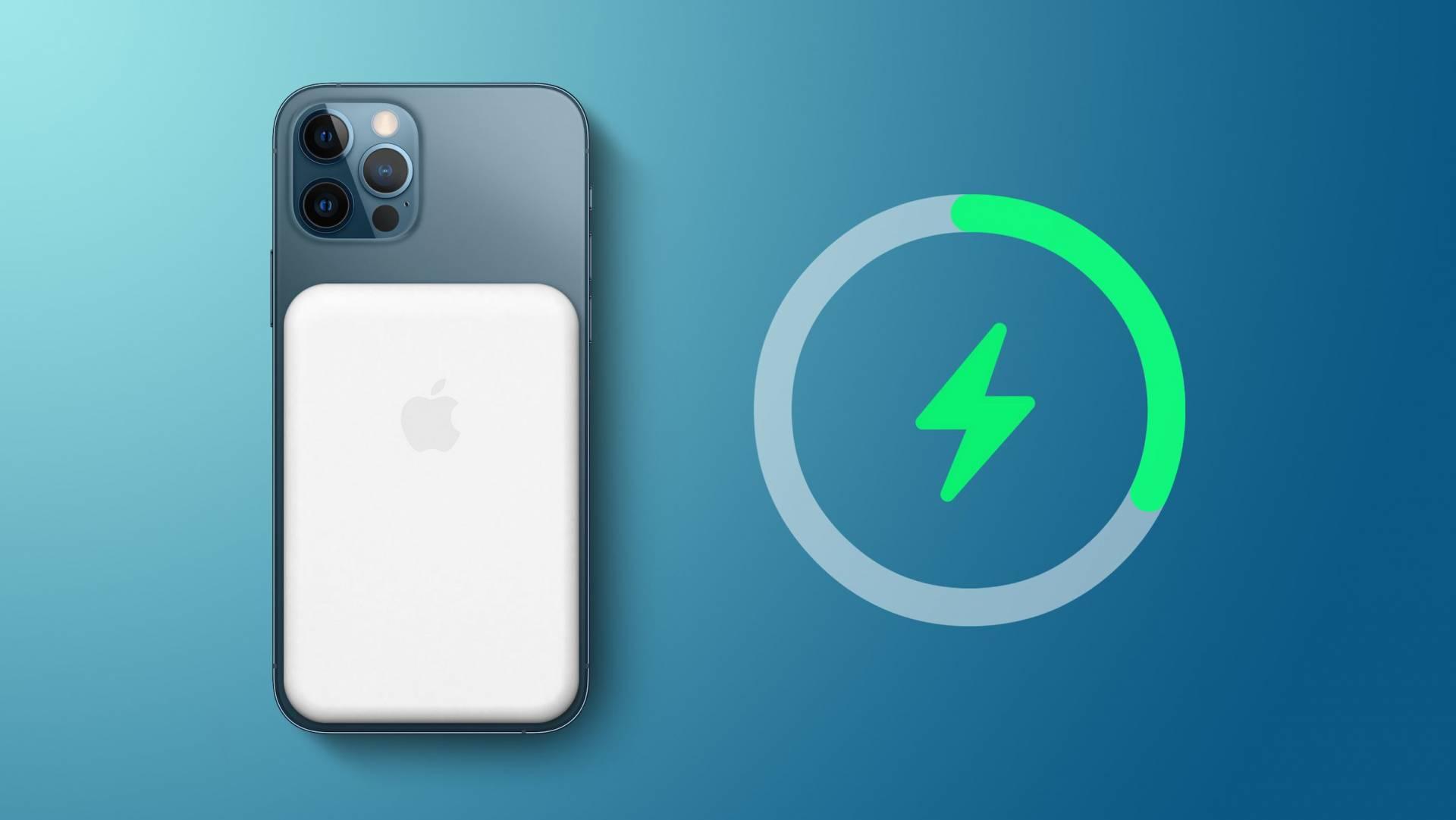 """Spoločnosť Apple aktuálne pracuje na batériách, ktoré budú kompatibilné so systémom MagSafe pre iPhone 12 a budúce smartfóny. Ako uviedol známy leaker Jon Prosser, tento systém môže ponúknuť aj takzvané """"spätné nabíjanie""""."""