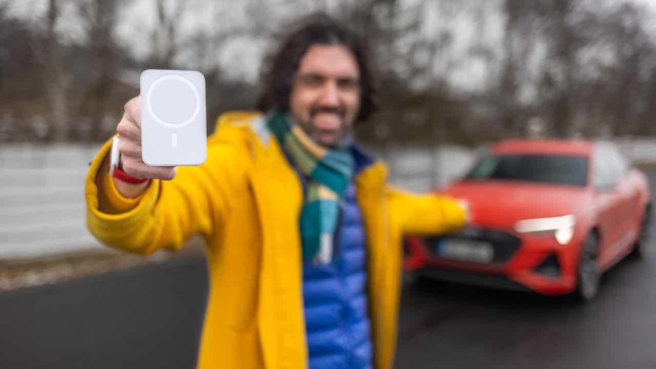 Udrží MagSafe iPhone počas dynamickej jazdy?