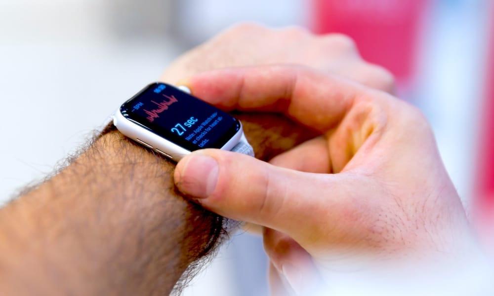 Apple Watch aplikácie