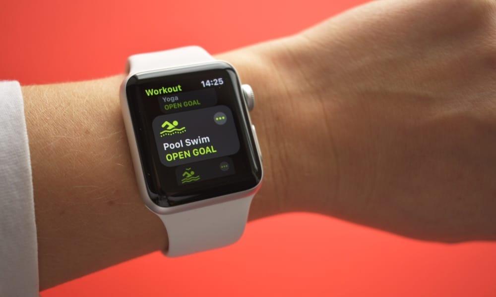 Apple Watch tréning