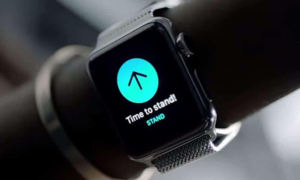 Apple Watch státie