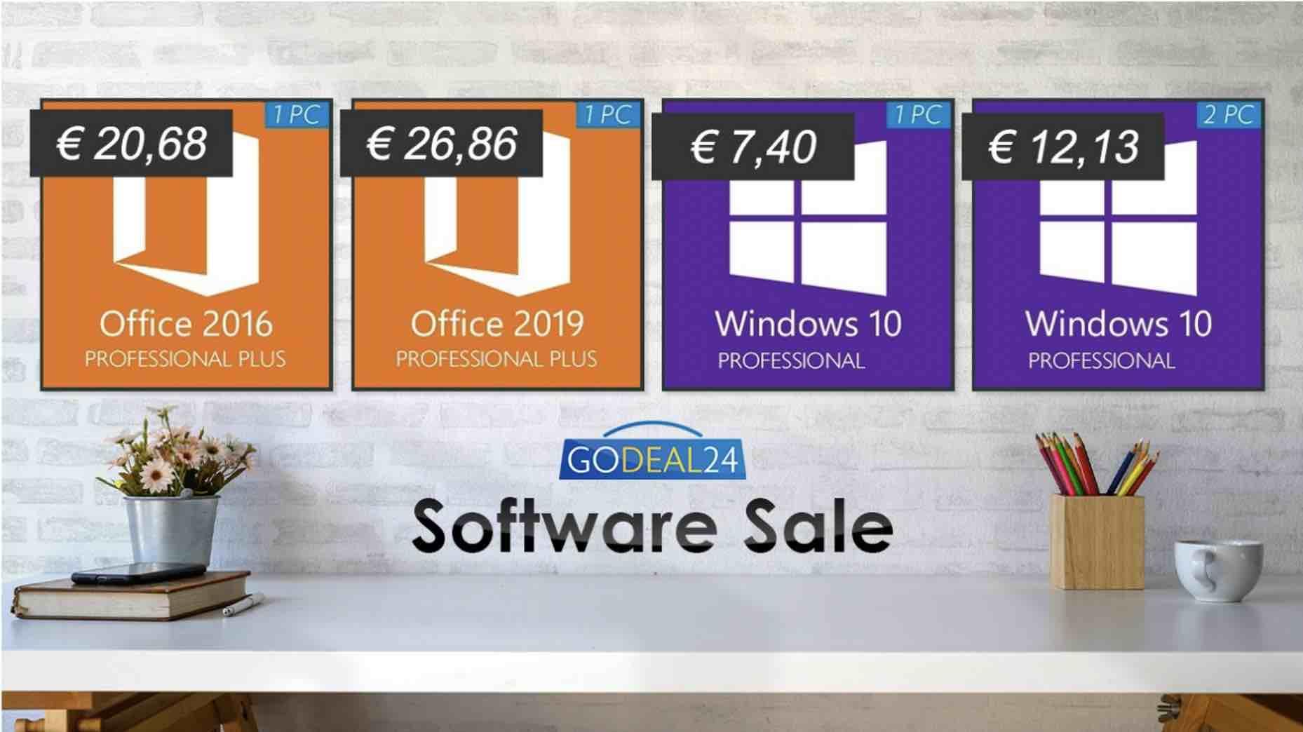 Kúpte si Windows 10 za 7,40€. Lacnejší už zrejme nebude
